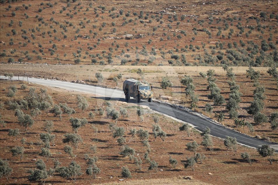 İdlib'de çatışmasızlık bölgesi 1
