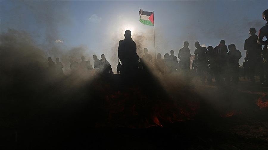 Gazze 'milyonluk dönüş yürüyüşü'ne hazırlanıyor 1