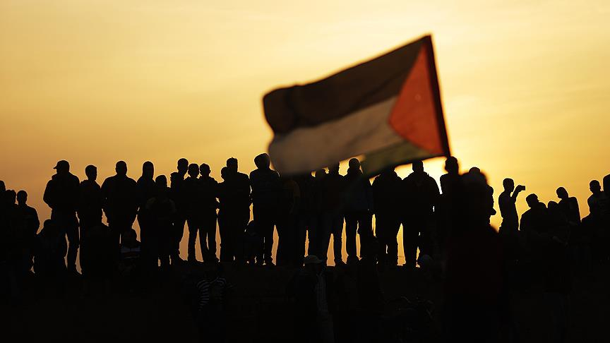 Gazze 'milyonluk dönüş yürüyüşü'ne hazırlanıyor 5
