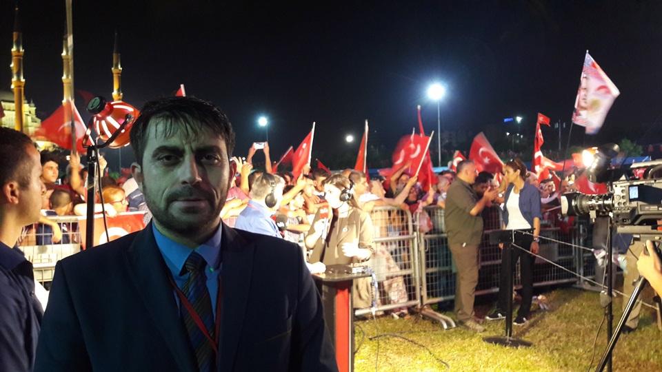 Çukurova'da 15 Temmuz Demokrasi ve Milli Birlik Günü 1