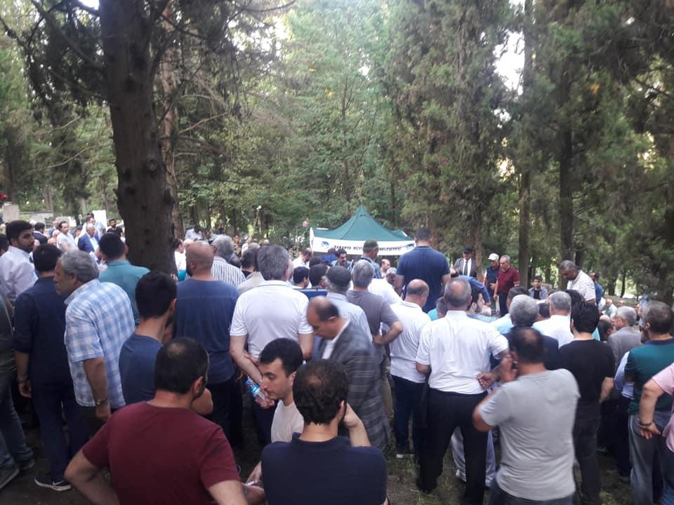 Yavuz Arslan Argun Sakarya'da Dualarla Son Yolculuğuna Uğurlandı 3