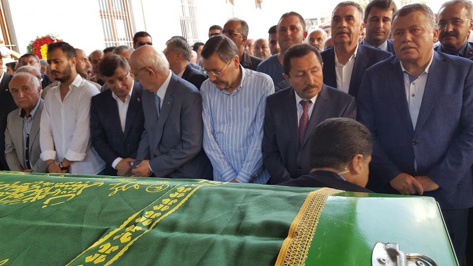 Yavuz Arslan Argun Sakarya'da Dualarla Son Yolculuğuna Uğurlandı 9