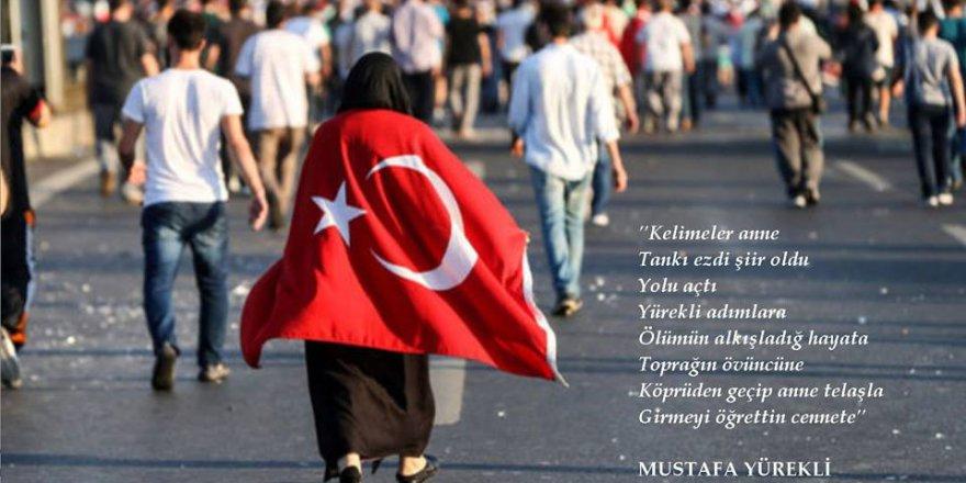 Mustafa Yürekli'nin Poetika ve Şiirleri