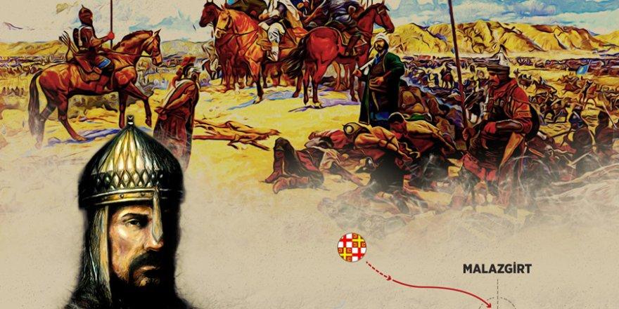 Anadolu'yu Türklere yurt yapan büyük zafer: Malazgirt