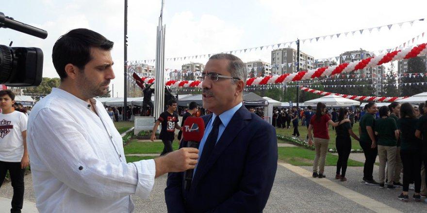 Adana'da Bilim Şenliği düzenlendi
