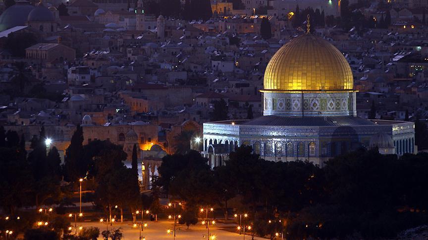 Kudüs 831 yıl sonra tamamen İsrail'in olmak üzere 1
