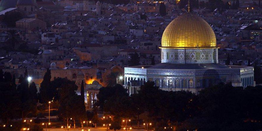 Kudüs 831 yıl sonra tamamen İsrail'in olmak üzere