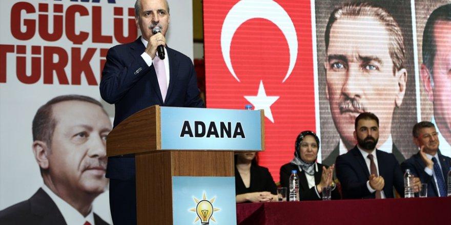 Kurtulmuş, belediye başkan adaylarının 5 özelliğini açıkladı..