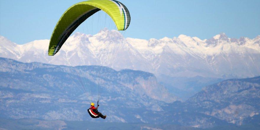 9. Havacılık ve Yamaç Paraşütü Festivali