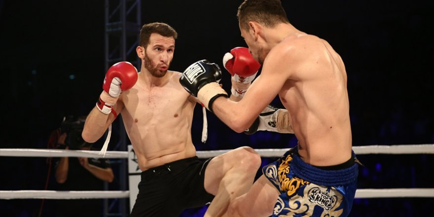 """Adana'da """"Muay Thai Turnuvası"""" düzenlendi"""