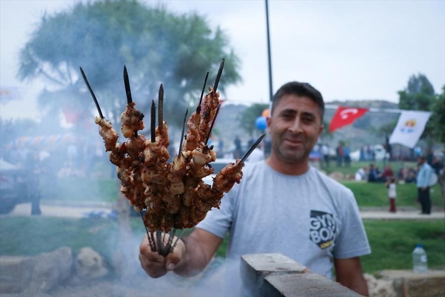 """Adana'da """"Mangal Park"""" açıldı 1"""