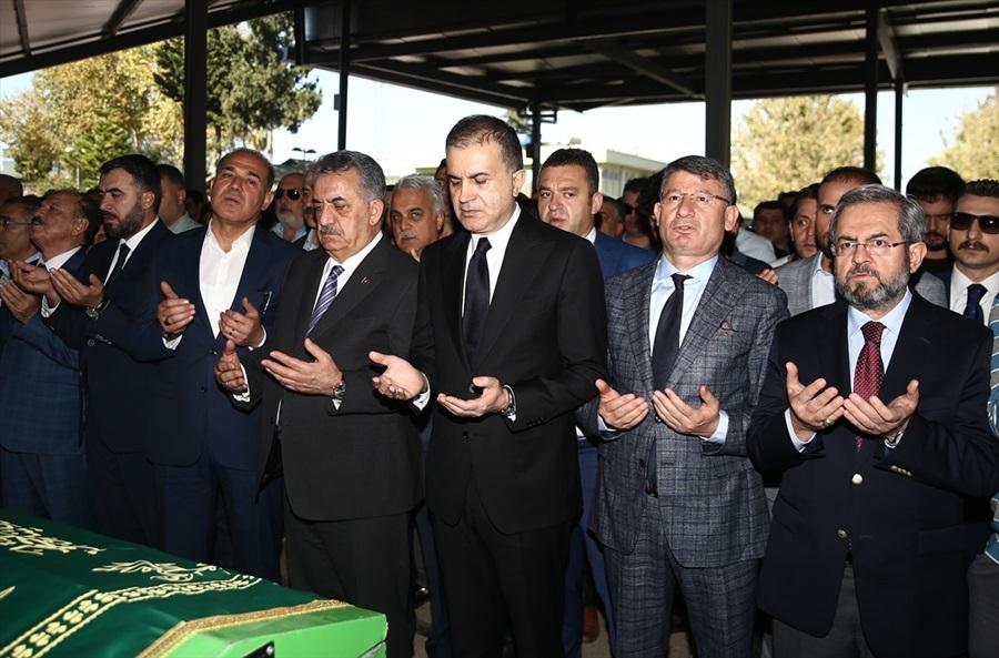 Ziyaeddin Yağcı, Adana'da dualarla uğurlandı.. 1