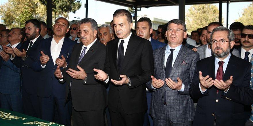Ziyaeddin Yağcı, Adana'da dualarla uğurlandı..