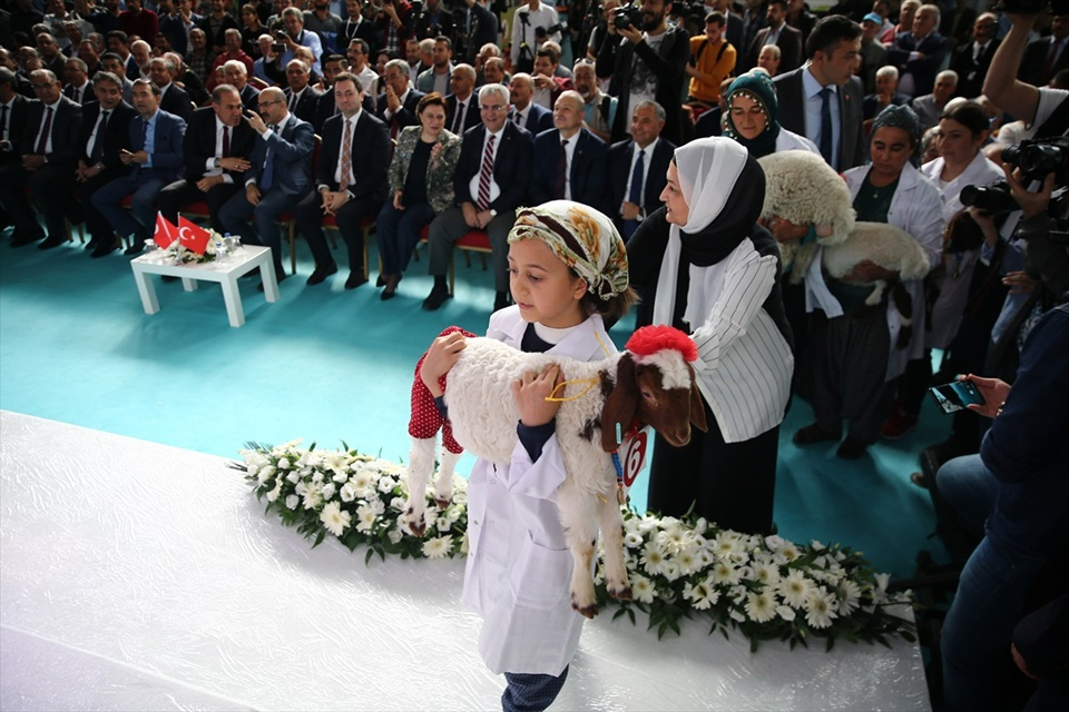 12. Adana Tarım Fuarı açıldı 1