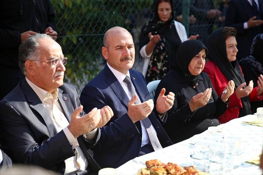 İçişleri Bakanı Süleyman Soylu, Adana'da 1