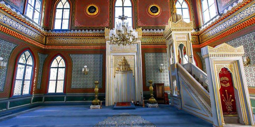 Yıldız Hamidiye Camii'den..