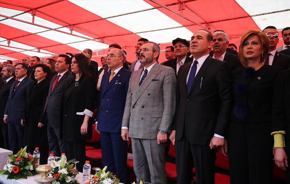 Cumhur İttifakı'nın Adana belediye başkan adayları tanıtıldı 2