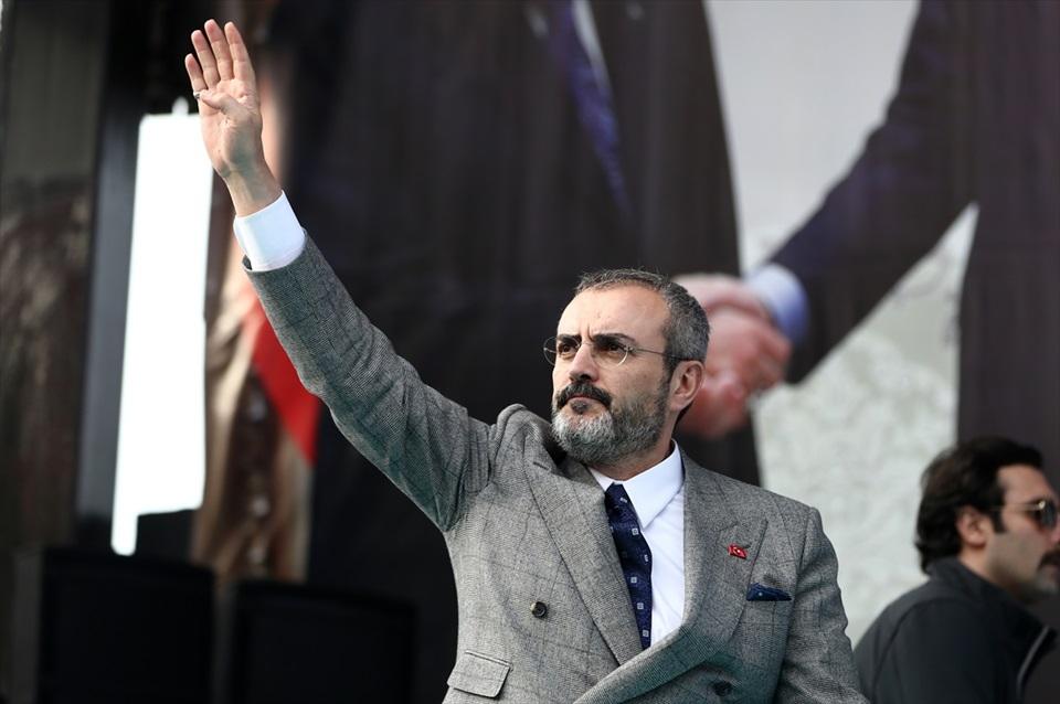 Cumhur İttifakı'nın Adana belediye başkan adayları tanıtıldı 5