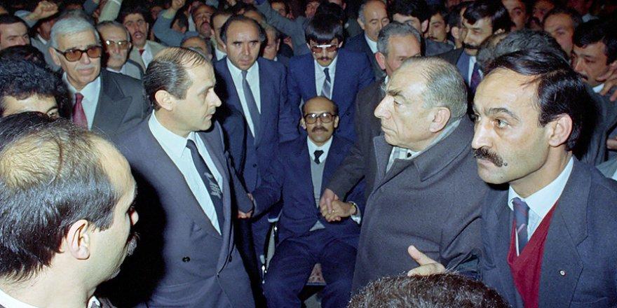 Adana'da kurulan MHP, 50. Yılını Adana'da kutluyor..