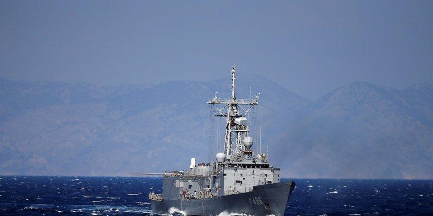 Cumhuriyet tarihinin en büyük deniz tatbikatı devam ediyor
