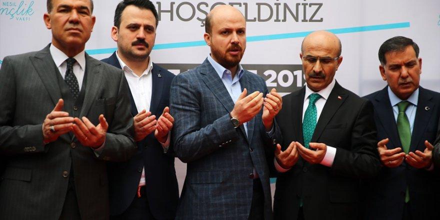Bilal Erdoğan Adana'da
