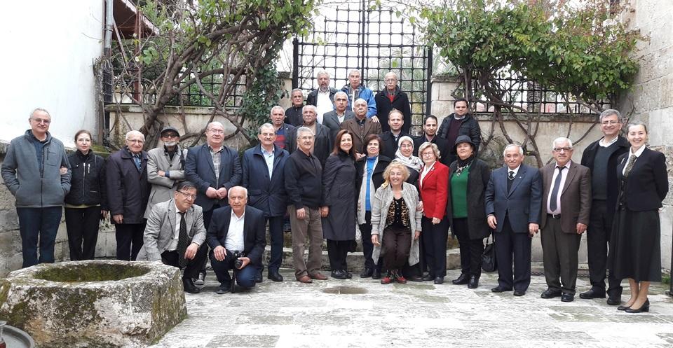 Milli Şair Mehmet Akif Ersoy ve Çanakkale şehitleri dualarla anıldı. 1
