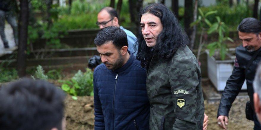 Murat Kekilli'nin babası dualarla uğurlandı