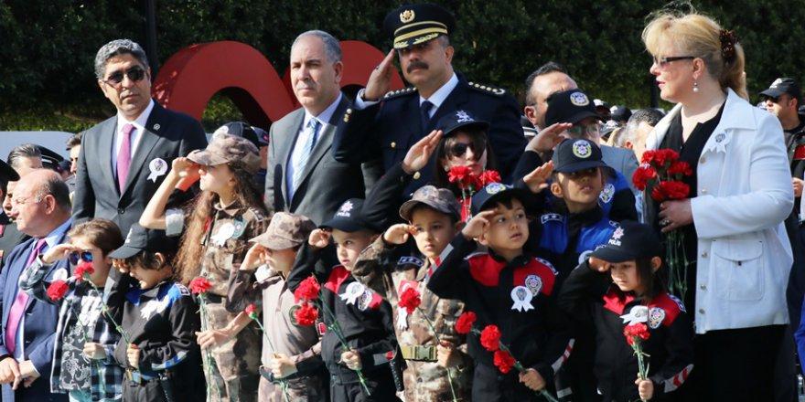 Adana'da Polis Haftası kutlandı