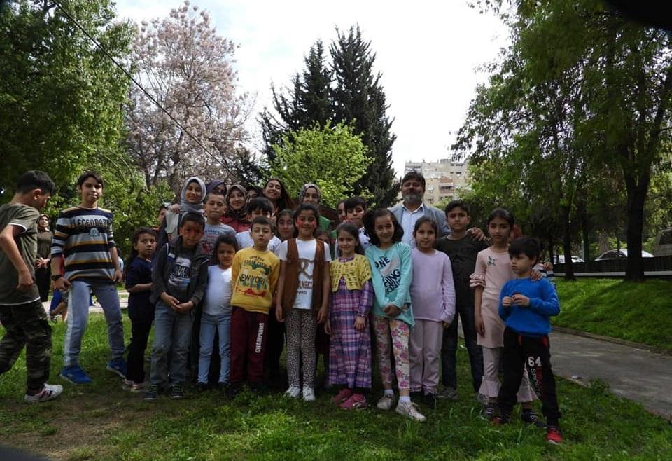 Adanalılar, yetimlere destek için kahvaltıda buluştu.. 1