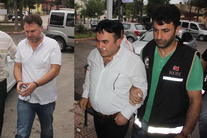 Adana'da eski Emniyet Müdürü Mehmet Avcı ile 31 polis..