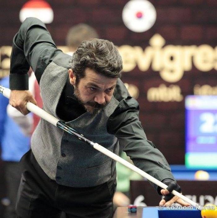 Adana'da Şampiyon Akif Güvenmez