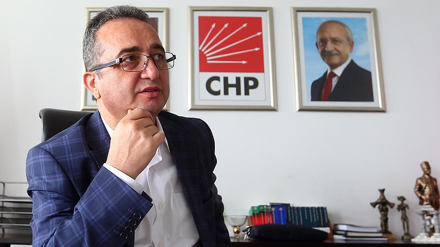 CHP Genel Başkan Yardımcısı Tezcan: Her siyasetçi canı istediğinde anayasa değiştiremez