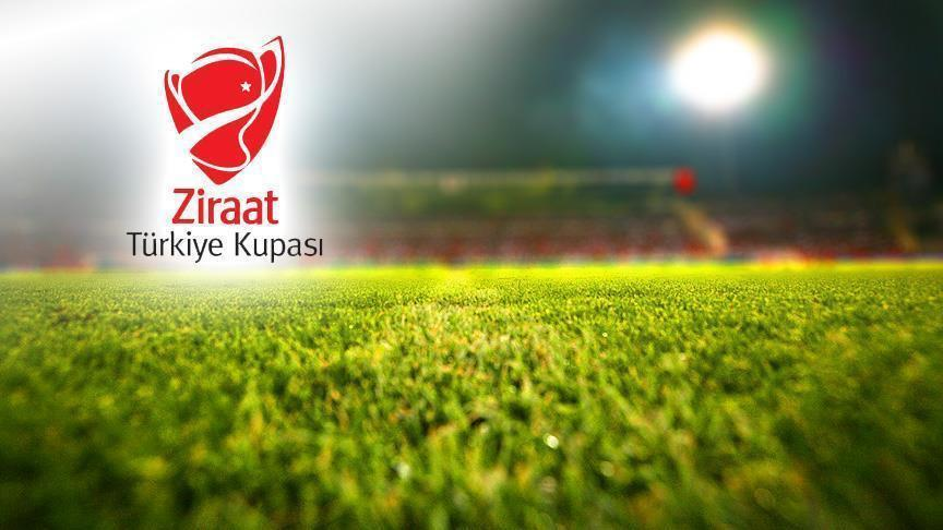 Ziraat Türkiye Kupası'nda görünüm