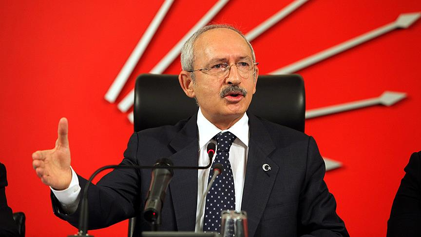 CHP'nin Genişletilmiş Başkanlar Toplantısı sona erdi