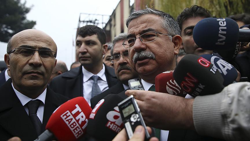 Milli Eğitim Bakanı Yılmaz'dan 'müfredat' açıklaması