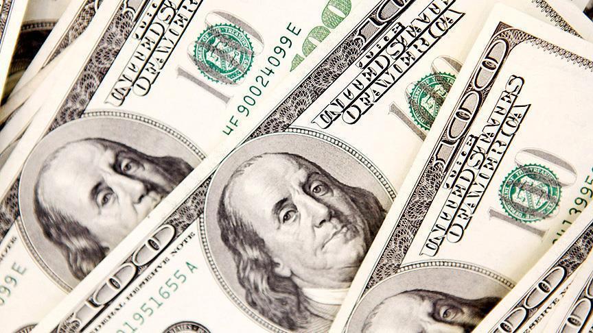 Dolar/TL yaklaşık 1 ayın en düşük seviyesine geriledi