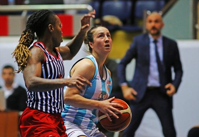 Adana ASKİ: 61 - Beşiktaş: 56