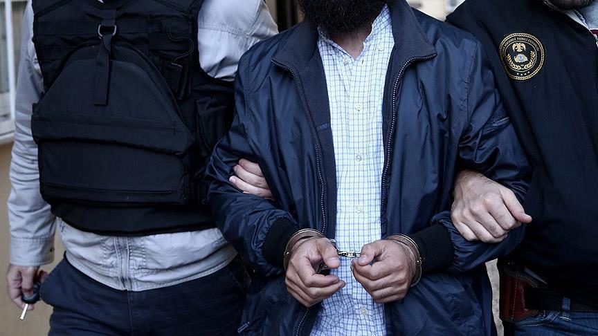 Ankara'da terör örgütü DEAŞ operasyonu: 60 gözaltı