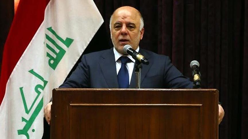 Irak Başbakanı İbadi: Trump'ın kararı bize kötülüktür
