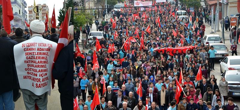 Toplantı ve gösteri yürüyüşlerine düzenleme