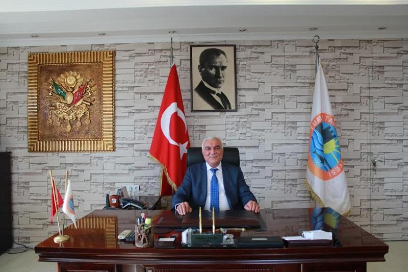 Türkeş Filik; Asrımızın Türk Asrı Olması İçin, Türk Milletinin Bir Ve Diri Olduğu Yeni Bir Yıl Temenni Ediyorum.