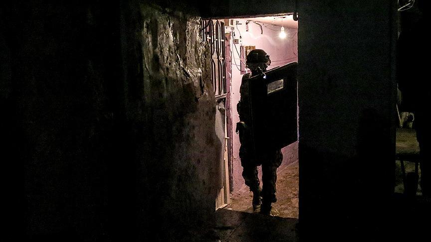 Mersin'de DEAŞ operasyonu
