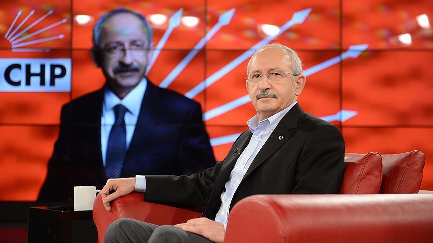 CHP Genel Başkanı Kılıçdaroğlu: İstikrar için 'hayır' denmesi gerekir