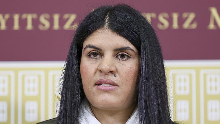 HDP Milletvekili Öcalan hakkında 'yakalama' kararı çıkarıldı