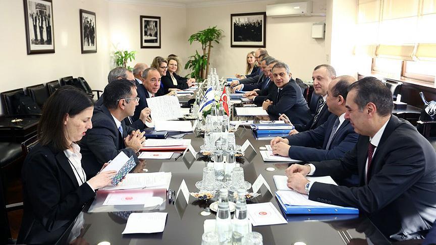 Türkiye ile İsrail arasında siyasi istişareler yeniden başladı