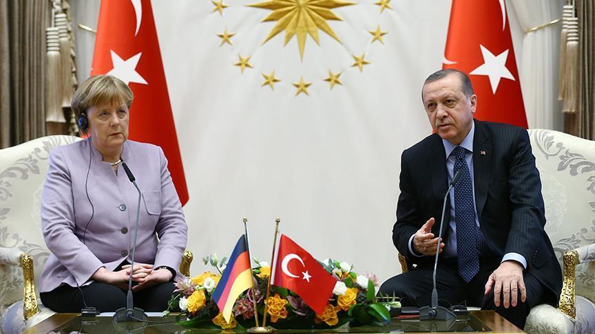 Cumhurbaşkanı Erdoğan: İslam ile terör bir araya gelemez