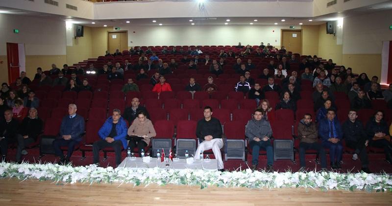 Adana'da özel güvenlik görevlilerine bilinçlendirme eğitimi
