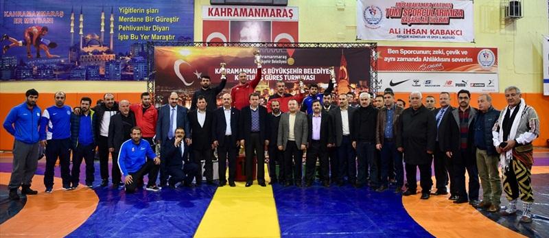 11. Ulusal Kurtuluş Güreş Turnuvası