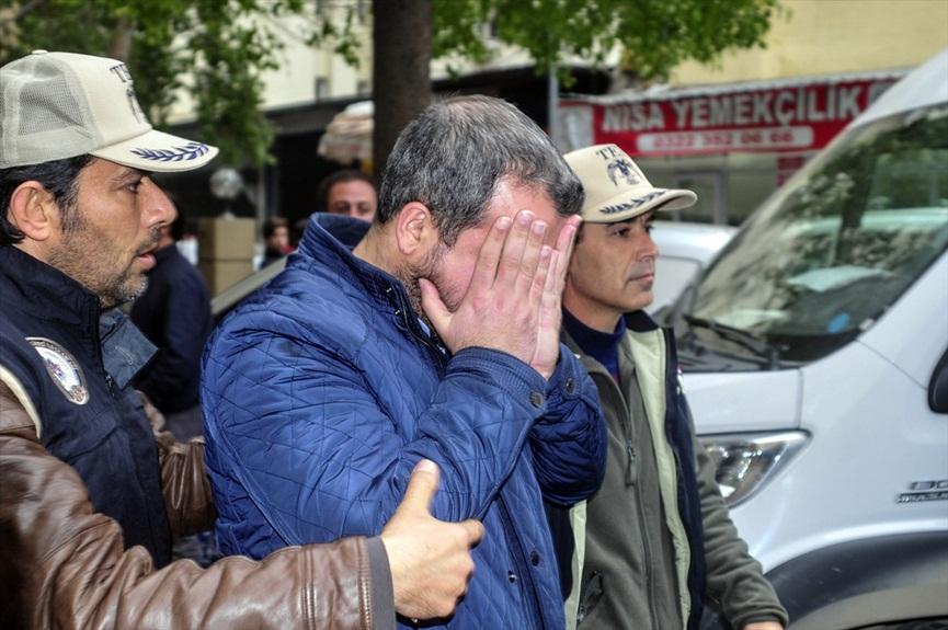 Adana'da polis memurunun şehit edilmesi