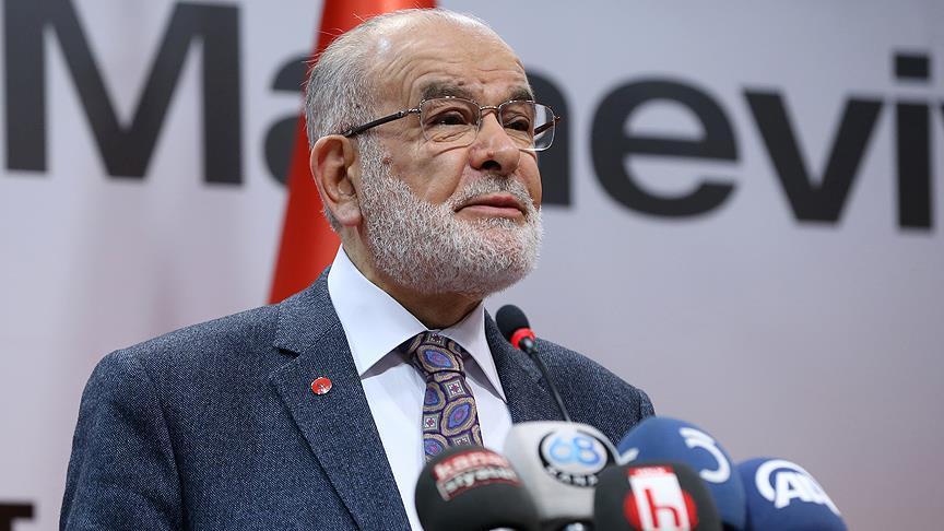 Karamollaoğlu,: Türkiye'de yapılan bütün yatırımları durduracağız